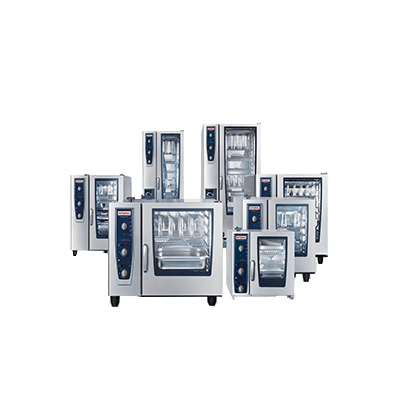 Пароконвектоматы CombiMaster® и CombiMaster®Plus