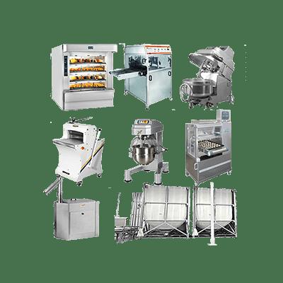 Хлебопекарное и кондитерское оборудование