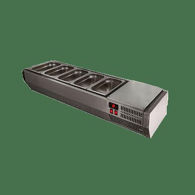 Витрина холодильная настольная VT2-G