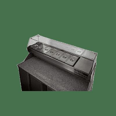 Витрина холодильная настольная VT3v-G