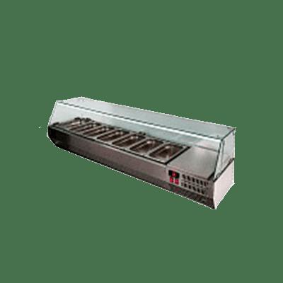 Витрина холодильная настольная VT3-G