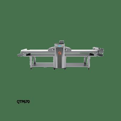 Автоматическая тестораскаточная машина QTP670\1200