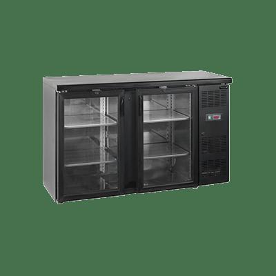Барный холодильный шкаф CBC210G-P