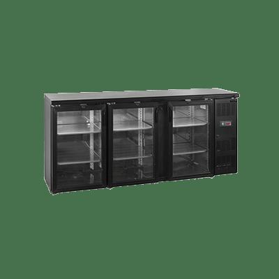 Барный холодильный шкаф CBC310G-P