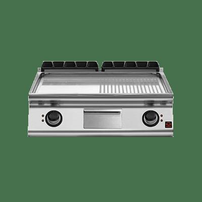 Электрическая жарочная поверхность EM 70/80 FTRES-CR-T