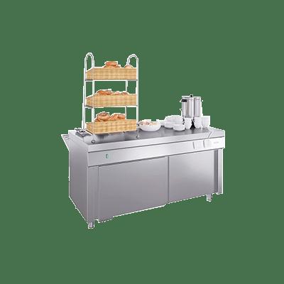 РИВЬЕРА - Прилавок для горячих напитков ПГН-1120-02