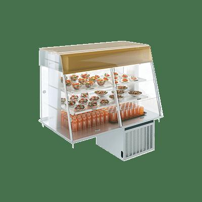 РЕГАТА- Холодильная витрина