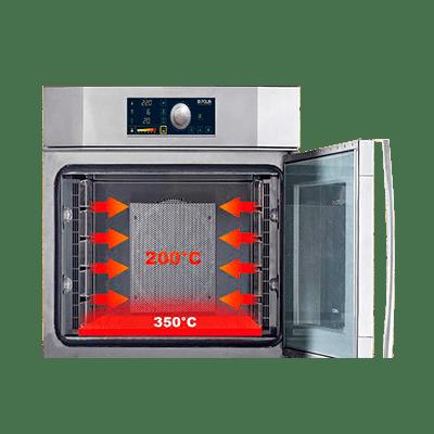 Печь конвекционная Unico 4060/5