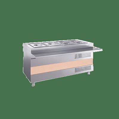 РИВЬЕРА - Охлаждаемый стол ОС-1200-02