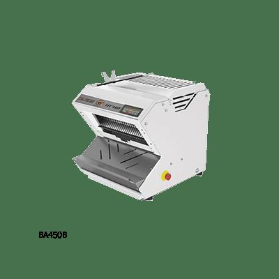 Автоматическая настольная хлеборезка BA450B