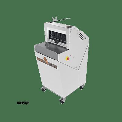 Автоматическая хлеборезка BA450H с горизонтальной загрузкой