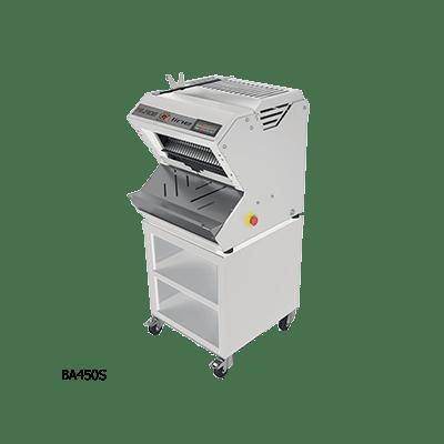 Автоматическая хлеборезка BA450S на открытой подставке
