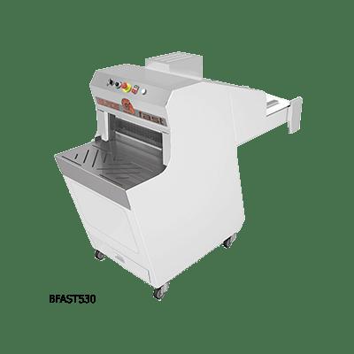 Полупромышленная автоматическая хлеборезка BFAST530