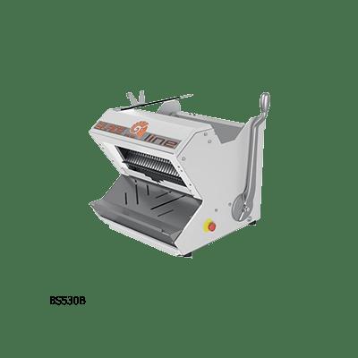 Полуавтоматическая настольная хлеборезка BS530B