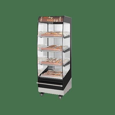 Четырёхуровневая витрина с подогревом Multi Deck 60 - 4 Premium
