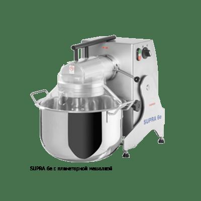 Насадка для SUPRA 6e: мешалка на 10 и 15 литров