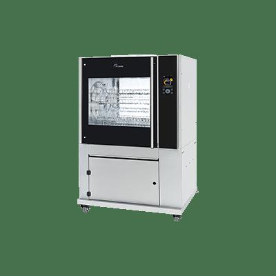 Гриль для кур TDR 8 с функцией автоматической чистки