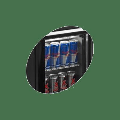 Настольный холодильник BC25CP-I