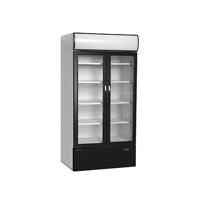 Холодильный шкаф со стеклом FSC1000H-P