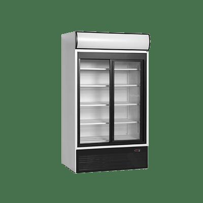Холодильный шкаф со стеклом FSC1000S-P
