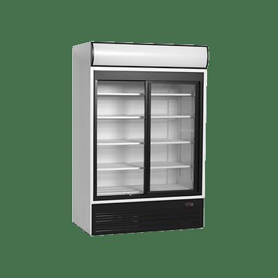 Холодильный шкаф со стеклом FSC1200S-P