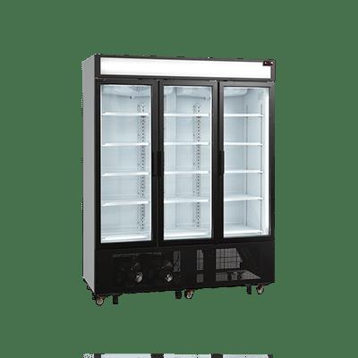 Холодильный шкаф со стеклом FSC1600H-P