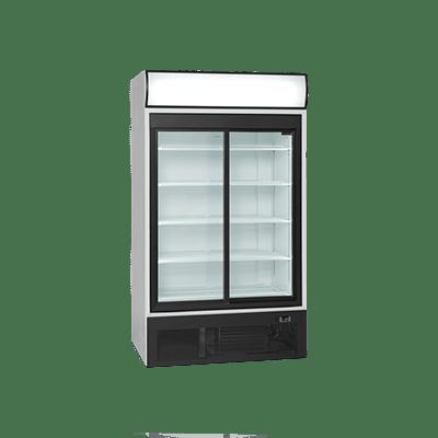 Холодильный шкаф со стеклом FSC1950S-P