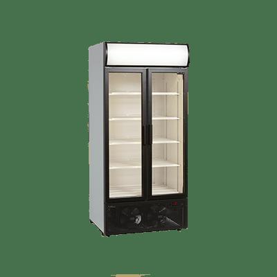 Холодильный шкаф со стеклом FS890H-P