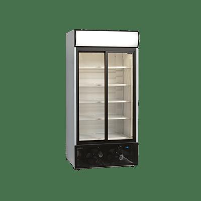 Холодильный шкаф со стеклом FSC890S-P