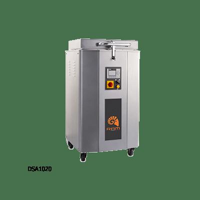 Автоматический тестоделитель для изделий квадратной формы с двойным делением DSA 1020