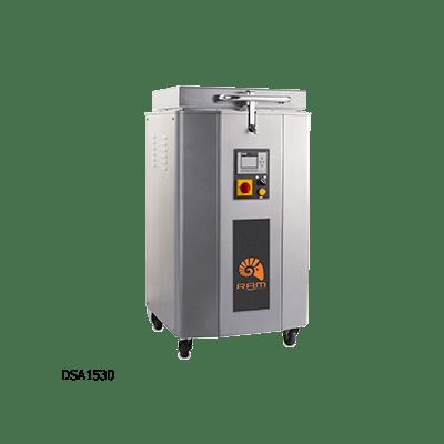 Автоматический тестоделитель для изделий квадратной формы с двойным делением DSA 1530