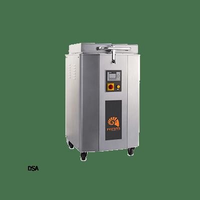 Автоматический тестоделитель для изделий квадратной формы DSA 10