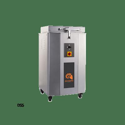 Полуавтоматический тестоделитель для изделий квадратной формы DSS 10