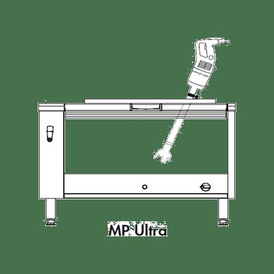 Ручной миксер MP 450 COMBI ULTRA