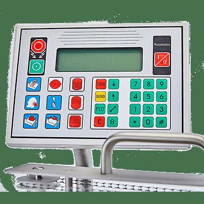 Автоматический слайсер c укладкой SCHARFEN  VA 4000AT