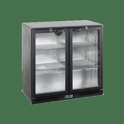 Барный холодильный шкаф BA25H-I