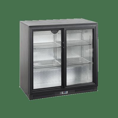 Барный холодильный шкаф BA25S-I