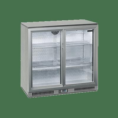 Барный холодильный шкаф BA25S-I S/A