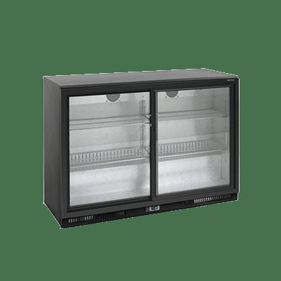 Барный холодильный шкаф BA30S-2-P