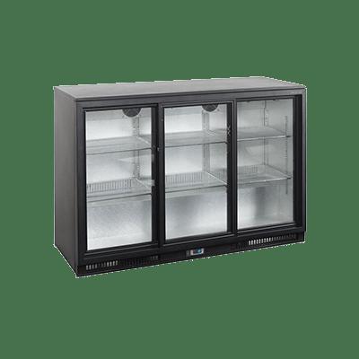 Барный холодильный шкаф BA30S-3-P