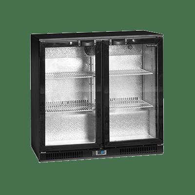 Барный холодильный шкаф DB200H-I