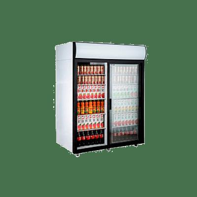 Шкаф холодильный DM114 Sd-S версия 2.0