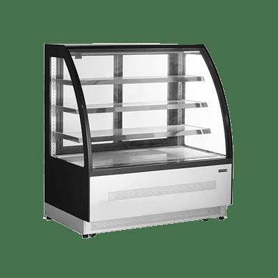 Холодильная витрина LPD1200C-P/BLACK