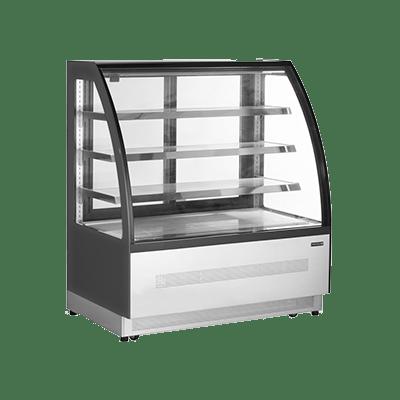 Холодильная витрина LPD1200C-P/GREY