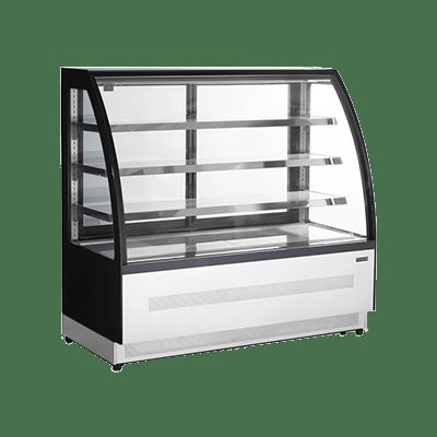 Холодильная витрина LPD1500C-P/BLACK