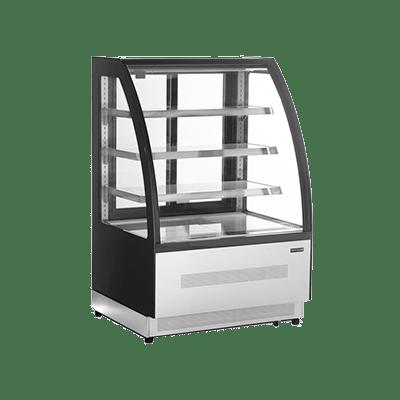 Холодильная витрина LPD900C-P/BLACK