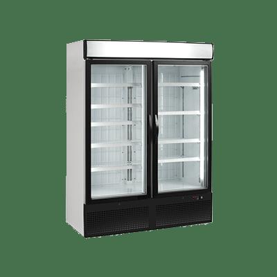 Морозильный шкаф со стеклом NF5000G-P