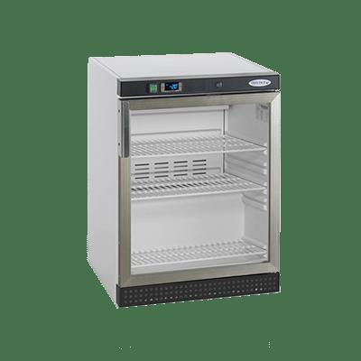 Морозильный шкаф со стеклом UF200VG-P