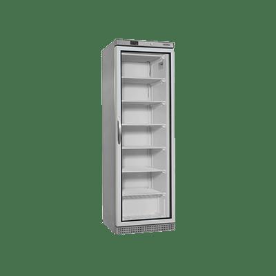 Морозильный шкаф со стеклом UF400VSG-P