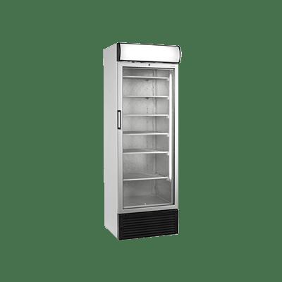 Морозильный шкаф со стеклом UFFS1450GCP-P